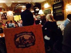 Antico Caffe' del Moro - TIME to Drink