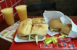 Tche Burger