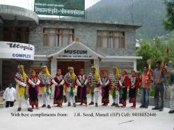 Museum of Himachal Culture & Folk Art