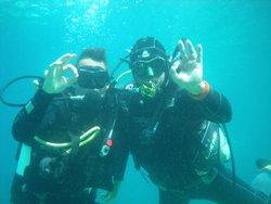 Corfu divers