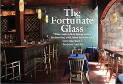 ‪The Fortunate Glass‬
