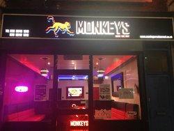 Monkeys Takeway