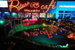 Rotana Cafe' and Restaurant