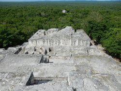 Calakmul Archaeological Zone
