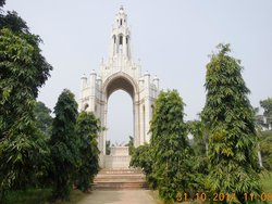 Company Gardens Allahabad