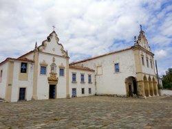 N. S. do Rosario dos Homens Pretos Church