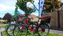 Electric Bikes Plus Palmerston North