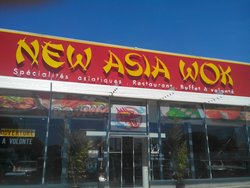 New Asia Wok