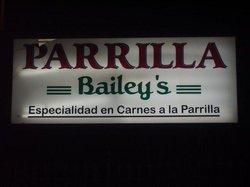 Parrilla. - Baileys -