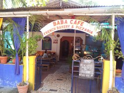 Baba Cafe French Bakery & Pizzaria