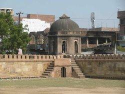 Tomb of Hasan Khan Sur