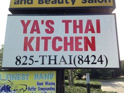 ‪Ya's Thai Kitchen‬