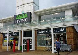 Asda Living Cafe