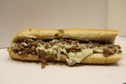 Grande Olde Cheesesteak