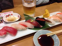 Sushi Mmisakimaru Ningyocho