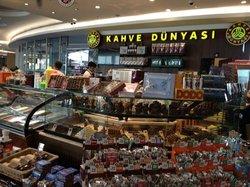 Kahve Dunyasi-Nuruosmaniye