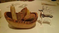 Variado de panes