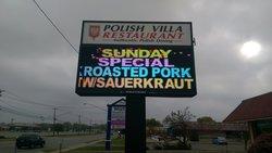 Polish Villa