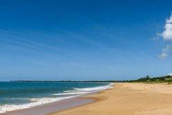 Lencois Beach