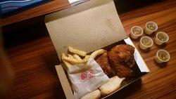 Yogi Bear Honey Fried Chicken