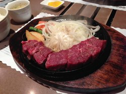 Yakiniku Steak Meat garden Minohonohara
