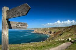 South West Coast Path - Sennen & Land's End