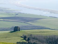 South West Coast Path - Abbotsbury Castle