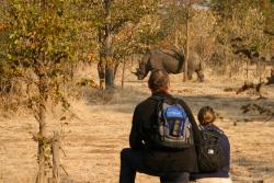 Livingstone Rhino Safaris