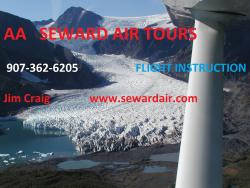 AA Seward Air Tours