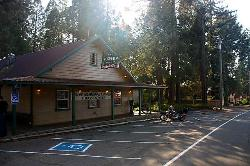 Front of Forester Pub and Grill-Camino (Apple Hill)