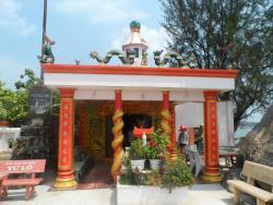 Dinh Cau Rock (Cua Temple)