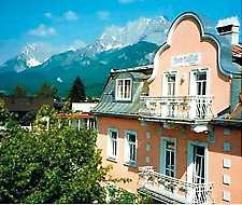 Aparthotel Gratt Schlossl