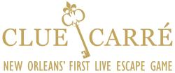 Clue Carre - New Orleans' First Live Escape Game