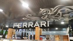 Ferrari Spazio Bollicine