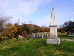 Old Burial Hill