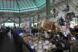 Pasar Tamu & Pasar Utama