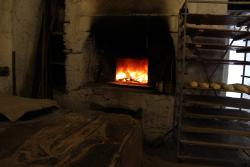 Gioras Wood Medieval Mykonian Bakery
