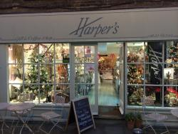 Harpers Coffee Shop