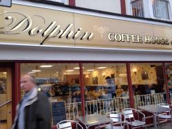 ‪Dolphin Coffee House and Cafe‬