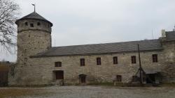 Kamianets-Podilska Fortress Barracks