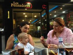 Taberna Los Pensadores
