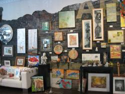 The Mahogany House Art Gallery & Studios