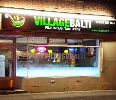 Village Balti