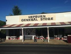 Hepburn General store