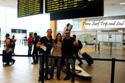 Peru Surf Trip and Soul