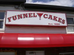 ‪The Funnel Cake Factory‬