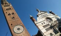 Cremona Cathedral - Torrazzo - Vertical Museum