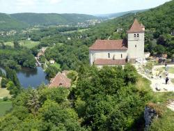 Eglise de Saint Cirq Lapopie