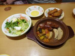Saizeriya Wakayama Station Mio