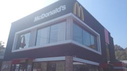 McDonald's Daejeon KAIST DT